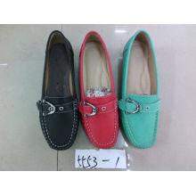 Chaussures Comfort Lady avec semelle extérieure TPR (SNL-10-072)