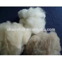 высокое качество 100% чистого коммерческого китайский кашемир волокна завода