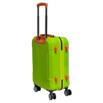 Unique Design PC Luggage set with TPR Handle