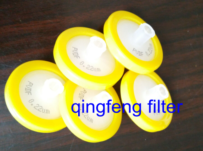 glass fiber syringe filters