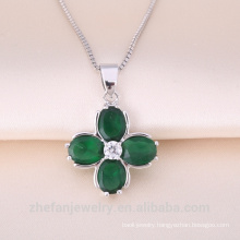 Fashion jewelry on line shop from China pendant without chain supplier
