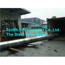 Seamless Heavy Wall Steel Tubing
