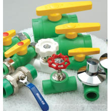 Válvula de tubo PPR