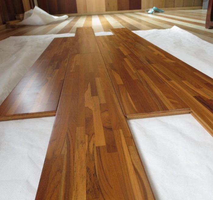 Black Laminate Flooring Cheap
