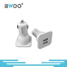 Chargeur de voiture double USB de haute qualité pour téléphone mobile