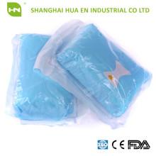 Рекламные промытые марлевые брюшные губки, стерильные или не стерильные, изготовленные в Китае