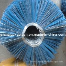Blue Colour Bent Circle Road Sweeper Brush (YY-118)