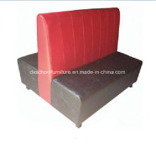 Two Side Booth Sofa for Restaurant, Buffet, Bars