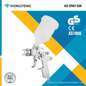 Pistola de pulverización Rongpeng As1006 HVLP