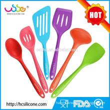 kitchen accessories fruit ice cream cooking silicone kitchen utensil set