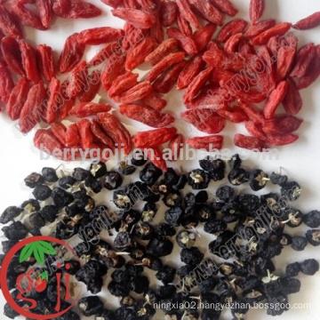 Wild Black Goji Berries wholesale
