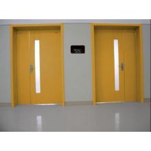 Porte du centre médical familial