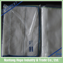 emborideried gauze cleaning cloth