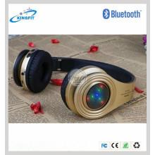 Auricular estéreo portátil de venta al por mayor del auricular de Bluetooth
