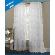 Cortina do painel da janela do têxtil Home