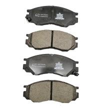 Auto brake system brake pad for toyota harrier