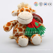 High quality novelty stuffed peluches cow toys with a lowest price