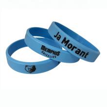 Customized Rubber Wristbands Silicone Bracelets Personalized Wrist Bands Silicon Wristband With Logo