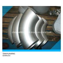 Стыковой сварной шов бесшовный дуплекс / локоть из нержавеющей стали