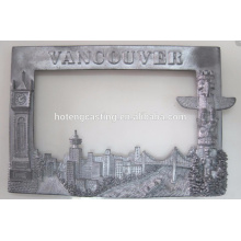 OEM different types zinc alloy photo frame