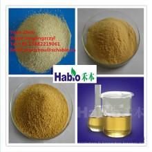 Enzymes d'amylase de lipase de protéase de rendement élevé pour la poudre de lavage de détergent