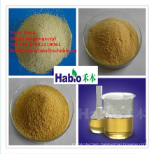 High efficiency protease lipase amylase enzymes for detergent washing powder