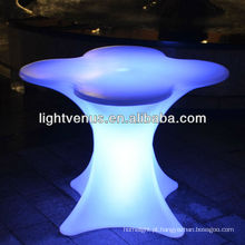 o fornecedor da porcelana conduziu a mobília iluminada a lâmpada conduzida da cadeira de tabela da barra