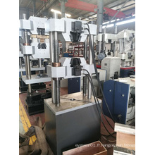 WEW-600B Machine d'essai de matériaux métalliques