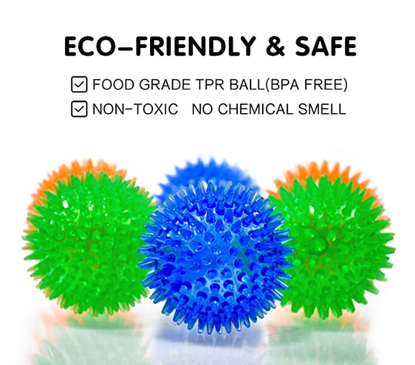 Squeaky Balls Small Dog Toy