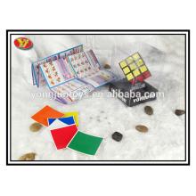 Пластиковая форма витая магия головоломка скорость куб