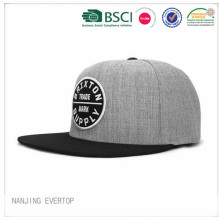 Neue Coming Applique flache Bill Cap
