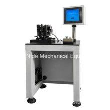 Machine d'équilibrage de l'armature de positionnement automatique