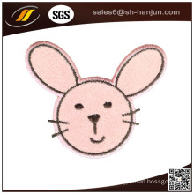 Cartoon Animal Pattern Felt Fabric Embroidery Patch for Clothing