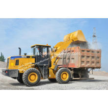 SEM639C Wheel Loader for Yard Perlombongan dan Mineral