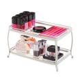 Cosmetic Organizer Tray for Bathroom Vanity Countertops