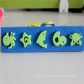 Hogar y jardín nuevos productos eva espuma sello, sello de almohadilla de niños educación EVA espuma