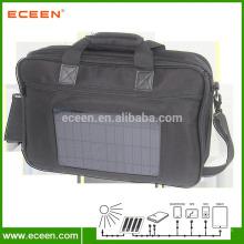 Grande capacidade de carregador de energia solar mochila solar