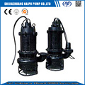 Zjq200-15-22 Sólidos Manuseio Bombas de Polpa Submersíveis