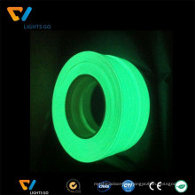China Alibaba In Russian Reflective Luminescent Tape / Glow In The Dark Reflective Film