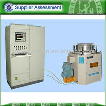 Passenger car wheel cornering fatigue testing machine