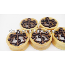 Factory price body jewelry wood ear tuunel