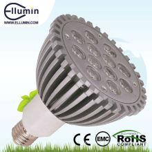 buena calidad de alta potencia 12 w e27 punto de luz led
