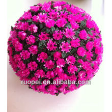 Yiwu Wholesale High Quality Decorative Beautiful Artificial Flower Balls