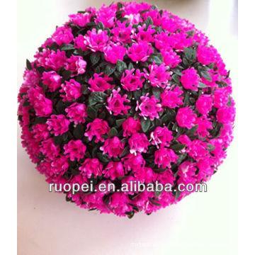 ИУ Оптовая Продажа Высокое Качество Декоративные Красивая Искусственный Цветок Шары