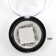 OEM magnetic eyelashes magnet lashes packaging boxes