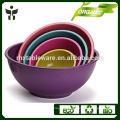 BPA free salad bowl dinner bowl set