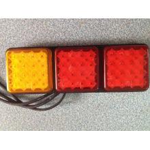 ECE & Adr Certified lámpara de cola LED para camiones y remolques