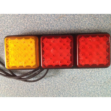 ECE & Adr Zertifizierte LED-Heckleuchte für Truck und Trailer