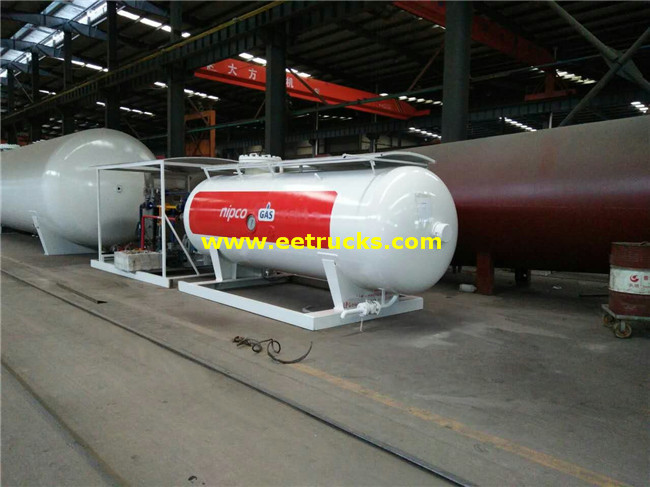 Mobile LPG Bottling Plants