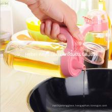 Wholesale Glass Vinegar Soy Sauce Oil Bottle